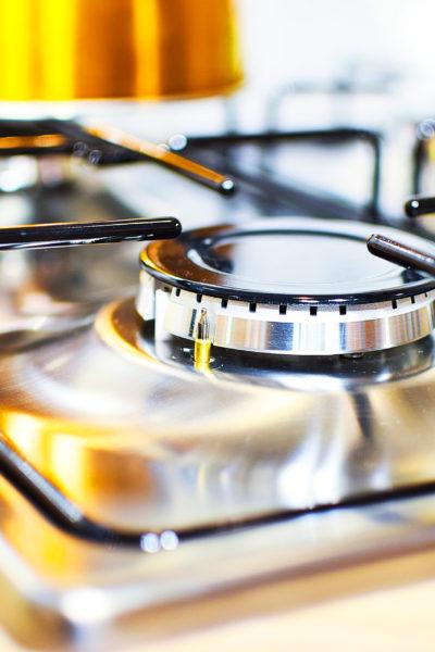 limpieza cocina en casa